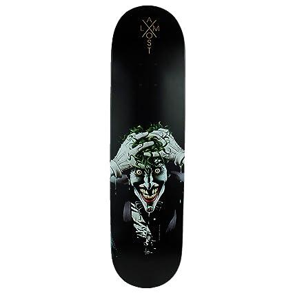 5ea0f9bdb9 Amazon.com : Almost Skateboard Deck Batman Joker Justice Impact 7.9 ...