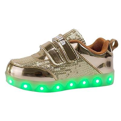 Toddler/Kid LED Color Changing Light Up Sneaker