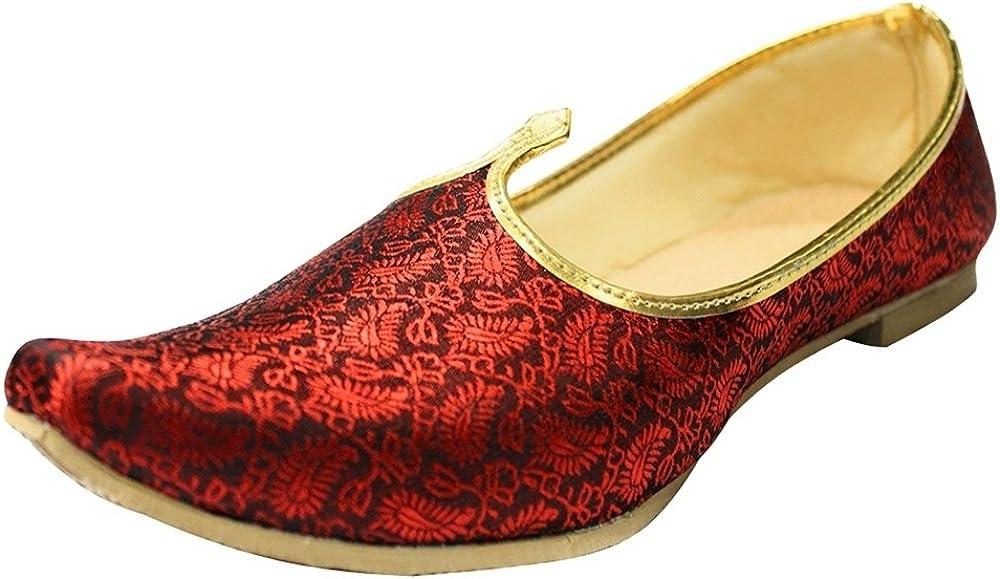 Step n Style Men's Sherwani Shoes