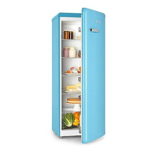Klarstein Irene XL - Refrigerador 242 L, Regulable no gradual de 0 ...