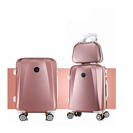 4d18d6b59ada Amazon.com: Kehuitong Hard Transfer Suitcase, Carry Luggage, Trolley ...