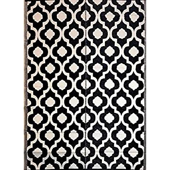 Amazon Com 9 X12 Outdoor Patio Rugs Camping Rv Picnic Mat Rug Dark