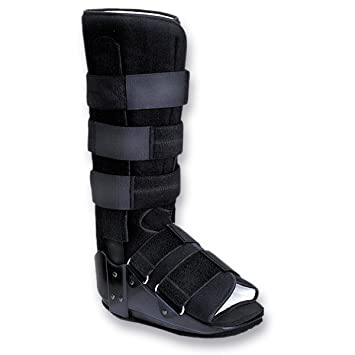 Leg Walker Ankle Foot Immobilizer Fracture Cast Boot (Large)