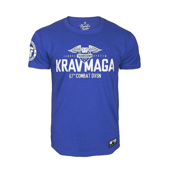 Thumbsdown Pulgares Down Krav Maga Camiseta Israel Sistema 67th Combat Dvsn. MMA. Gimnasio Entrenamiento. Marcial… XDxcgkEAh