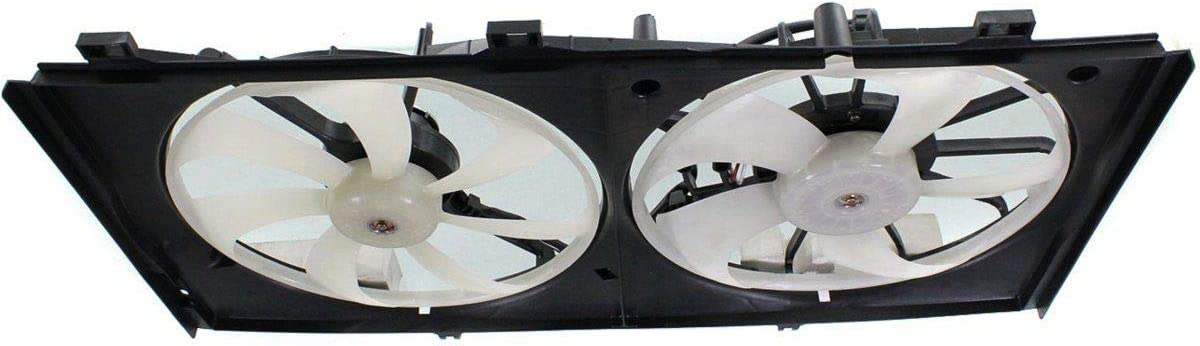 Radiator Cooling Fan For 2007-16 Toyota Camry 2007-2011 Lexus ES350 V6 3.5L Eng