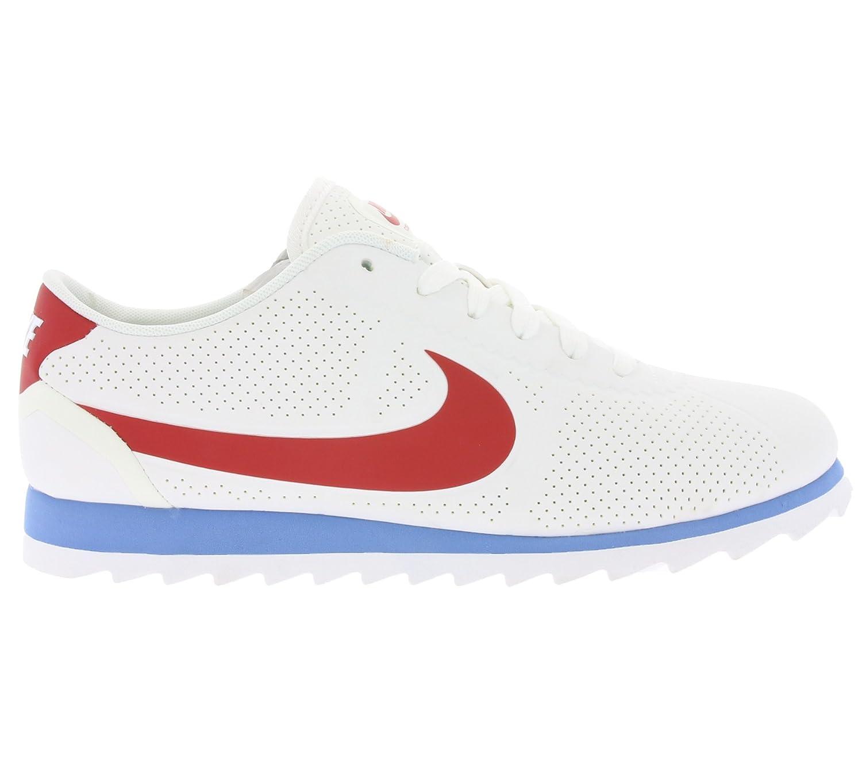 871cec126ef4 7cacf 4073e low cost amazon nike womens sneaker cortez ultra moire in pelle  vegana bianca forata 36 5eu norway nike free trainer 5 ...