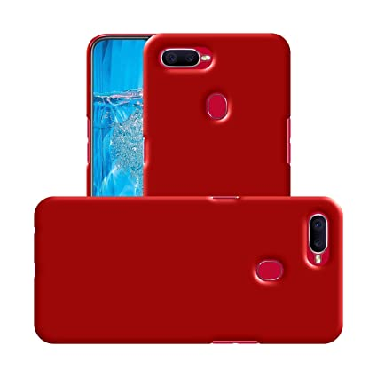 Case Creation Oppo F9 Pro Back Cover,Hard Back case: Amazon