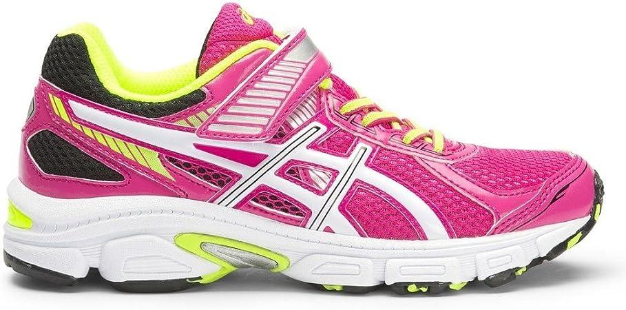 ASICS Ikaia 5 PS - Kids Girls Running Shoes Pink White YCS (12UK ...