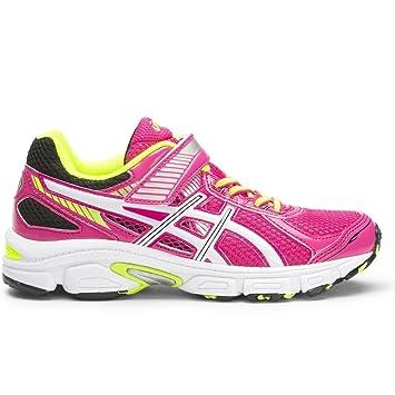 Asics Ikaia 5 PS - Kids Girls Running Shoes Pink White YCS (12UK (Junior