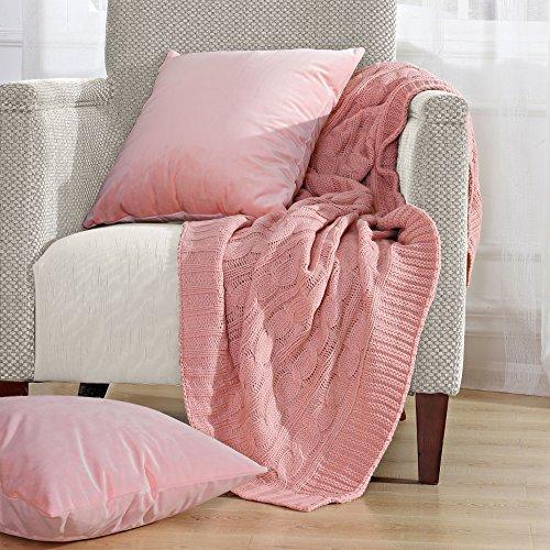 throw blanket and pillow set amazon com