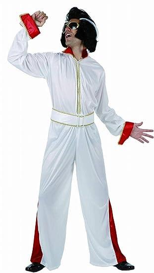 Atosa - Disfraz de Elvis para hombre, talla única (96143): Amazon ...