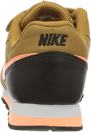 Midnight Navy Laser Blue Lemon Venom Zapatillas Unisex Ni/ños Nike MD Runner 2 PSV 35 EU