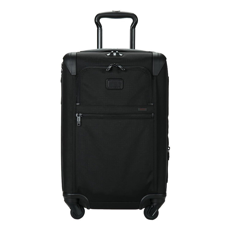 [ トゥミ ]TUMI ALPHA2 アルファ2 Trolley espandibile 4 ruote 4ウィールド エクスパンダブル キャリーオン スーツケース 28L black ブラック 022060D2 キャリーケース [並行輸入品] B00OB0TPAG