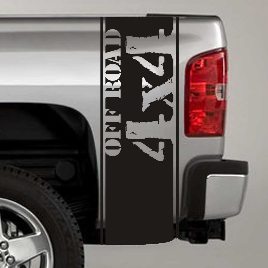 Ram Tough Window Decal Sticker Car RV Dodge Truck//Off Road//Outdoor Vinyl