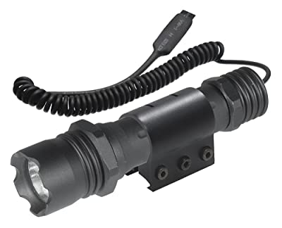 UTG 126 Lumen Combat Xenon Light, Handheld and Ring Mount