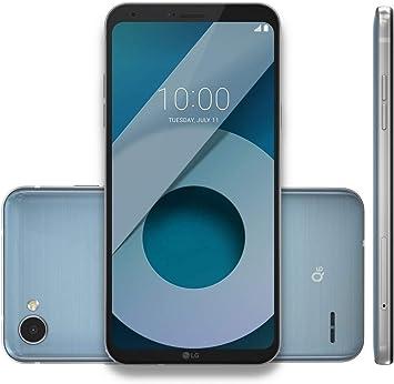 LG Q6 LGM700F 4G 32GB Platino - Smartphone (14 cm (5.5