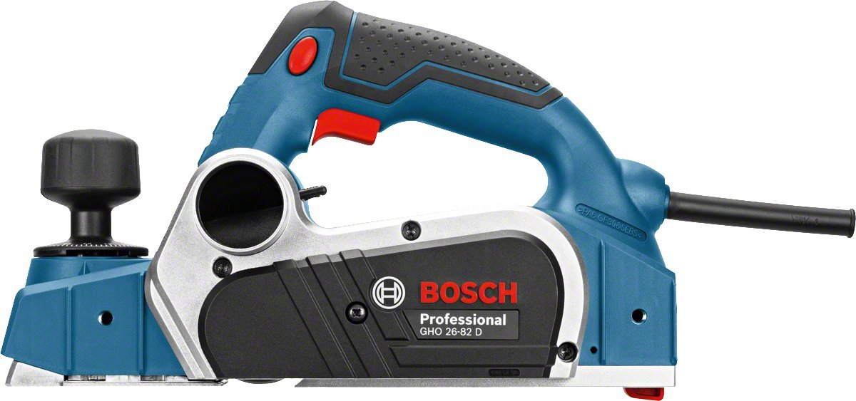 Bosch Professional 06015A4370 GHO 26-82 D Corded 240 V Planer  a35e76ba7f82