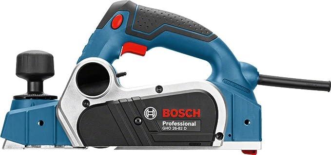 1 opinioni per Bosch Professional GHO 26-82 D Pialletto, 710 W, 16500 giri/minuto, 2.8 kg,