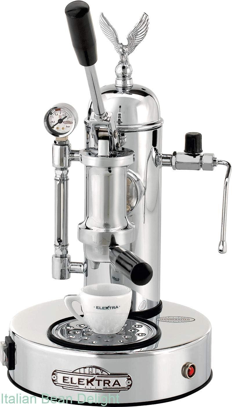 Elektra – Microcasa a leva Espresso