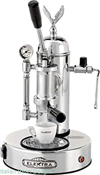Elektra Micro Casa A Leva Manual Espresso Machine
