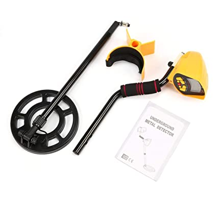 Footprintse MD9020C Professional Portable Underground Metal Detector Handheld Treasure Hunter Gold Digger Finder LCD Display