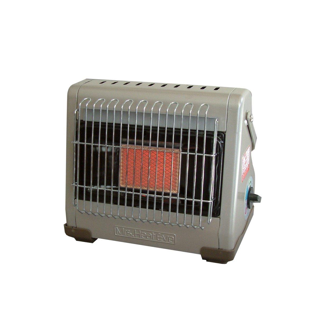 NITINEN(ニチネン) カセットボンベ式ガスヒーター ミセスヒート イヴ(屋内専用) KH-013