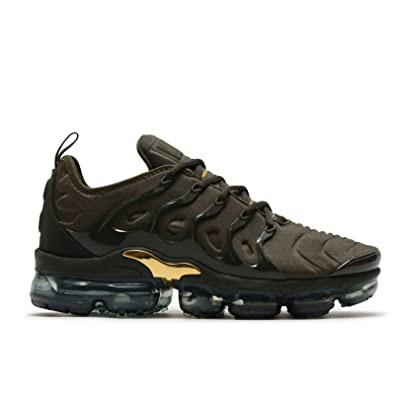 on sale 11c1b ec313 Air Vapormax Plus TN 924453 004, Chaussures de Fitness Homme Femme Sneakers  (Army Green