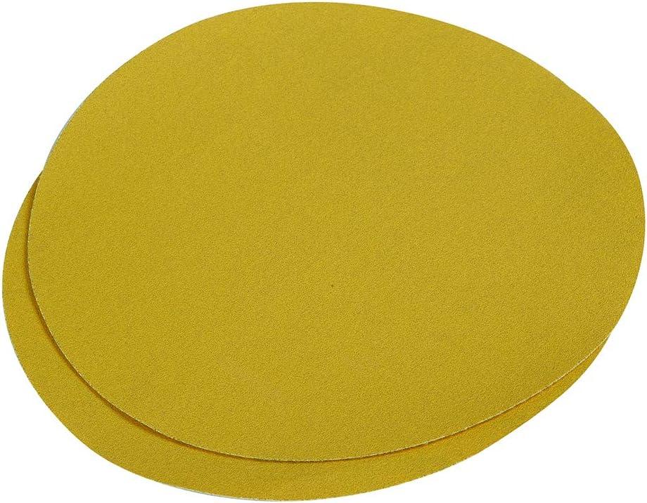 Goldblatt G25640 Vortex 80 Grit 9-Inch Sanding Disk 15-Pack