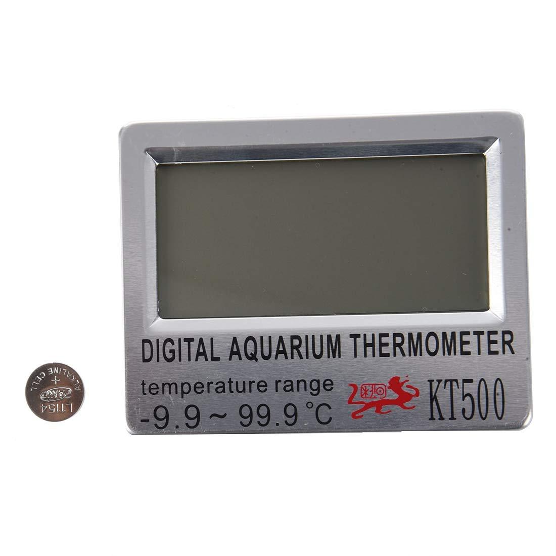 Topsmae Digital LCD Aquarium Fish Tank Vivarium Meter Thermometer by Topsame (Image #5)