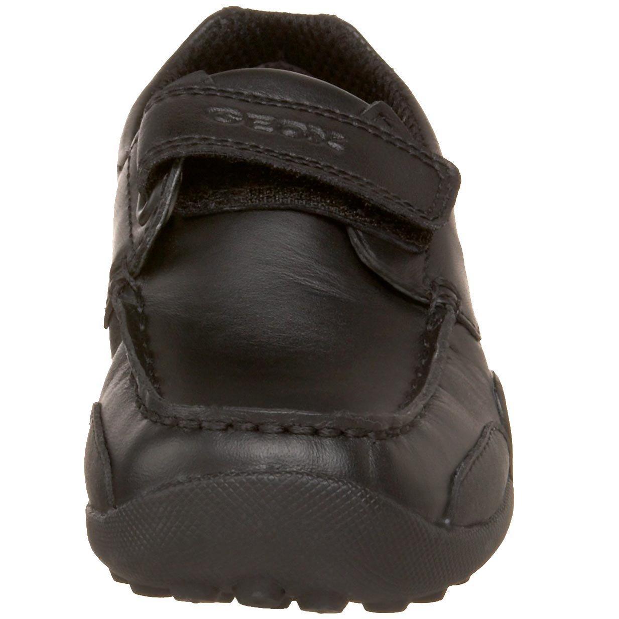 Geox Boy's JR W.SNAKE MOCASSINO Shoe,black,37 M EU Big Kid (5 US) by Geox (Image #4)
