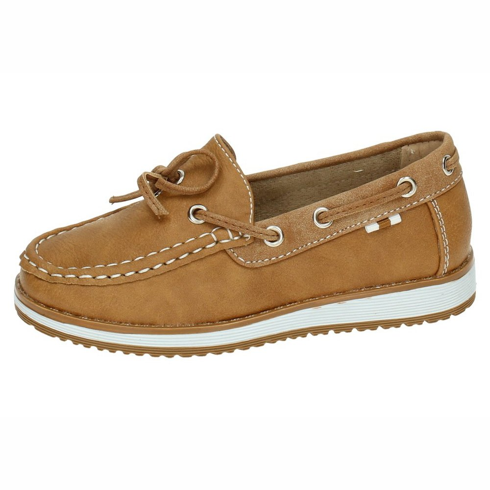 DEMAX NS598B-18 Zapatos NAÚTICOS NIÑO Zapatos MOCASÍN: Amazon.es: Zapatos y complementos