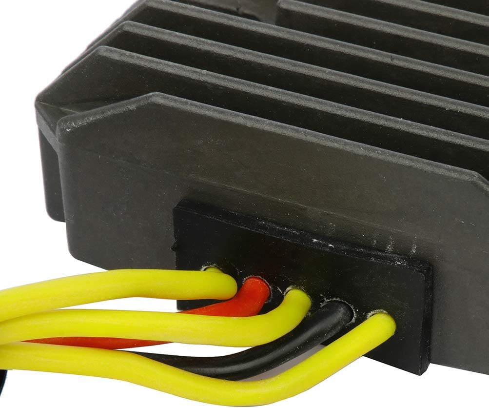 ANGLEWIDE Voltage Regulator Rectifier 32800-24B11 32800-24B10 32800-24B01 32800-24B00 Regulator Rectifier Fit for 2005-2009 2011-2017 Suzuki Boulevard 1986-1988 1995-2004 Suzuki Savage 650