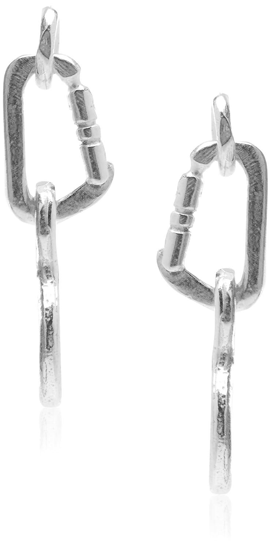 Fixe - Orecchini a Forma di moschettone e Otto Tech Rock S.L. 215