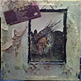 LED ZEPPELIN iv 4 zoso LP Used_VeryGoodR 112014 Rare 1971 RCA Record Club 1s/1s w/Sticker