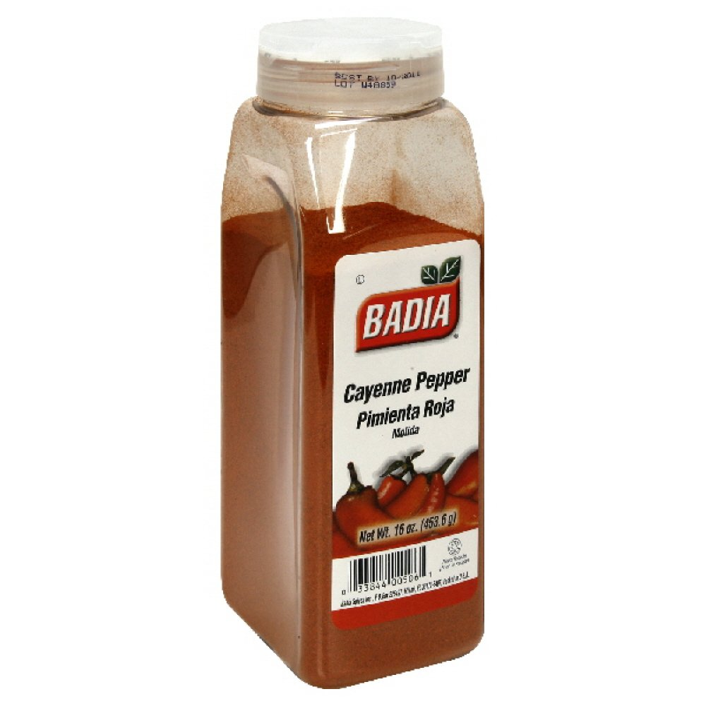 Badia Red Pepper Ground, 16-Ounce  (Pack of 6)