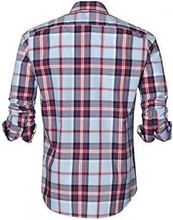 McGregor – Camisa McGregor de cuadros Pieter Hyatt para hombre multicolor X-Large: Amazon.es: Ropa y accesorios