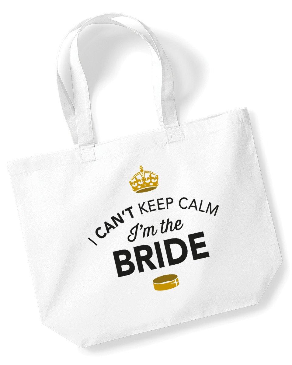 Bride, Bride Bag, Tote Bag, Bride Keepsake, Wedding Gift, Present, Hen Party, Hen Party Bag, Hen Do Gifts, Ideas For Bride, Keepsake (Black) Design Invent Print!