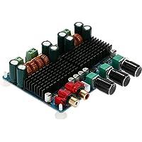 helixextra Amplificador de audio estéreo digital de 2.1