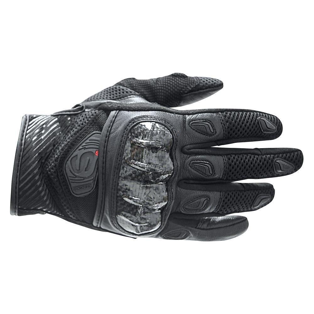Diavolo leather motorcycle gloves - Amazon Com Sedici Carbonio Off Road Motorcycle Gloves 2xl Black Automotive