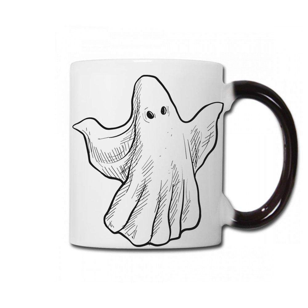 Amazon com: Color changing ceramic mug| Funny coffee mug