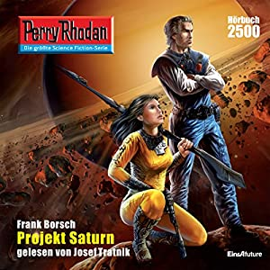 Projekt Saturn (Perry Rhodan 2500) Audiobook