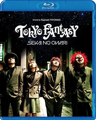 SEKAI NO OWARI(세카이노 오와리) TOKYO FANTASY SEKAI NO OWARI Blu-ray 스탠다드・에디션