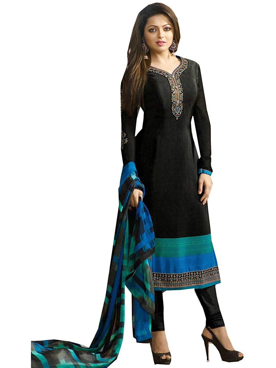 Black STELLACOUTURE Readymade Long Women Dress Kurti for Women Formal & Party Wear L.T 111