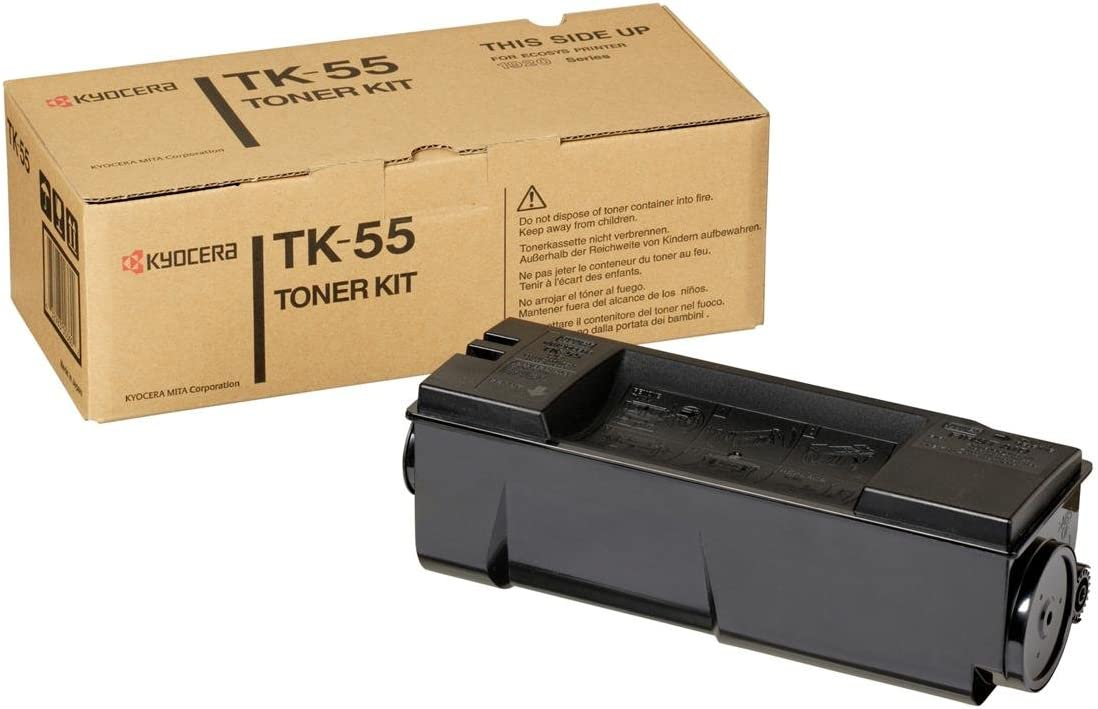 Kyocera 370qc0kx Tk 55 E Tonerkartusche 15 000 Seiten Schwarz
