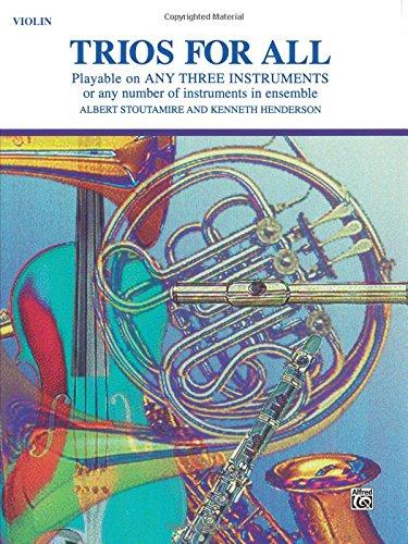 Trios for All: Violin