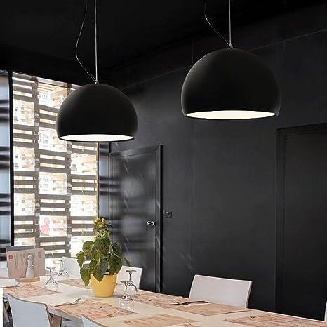 2 x industriales lámpara colgante diseño E27 colgante ...