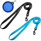 DOYOO 2 Pack Puppy Dog Leash Cat Leash, Strong and Durable Leash with Easy to Use Collar Hook - Dog Leashes for Cat with…