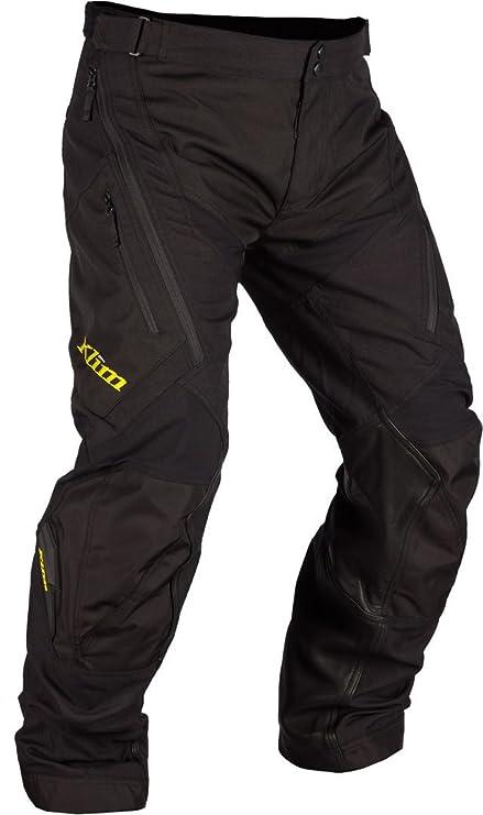 3c45b9f264284 Amazon.com: Klim Dakar Men's Off-Road Motorcycle Pants - Black / 36:  Automotive