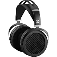 HIFIMAN SUNDARA Over-ear Full-size Planar Magnetic Headphones (Black) with High Fidelity Design,Easy to Drive by iPhone…