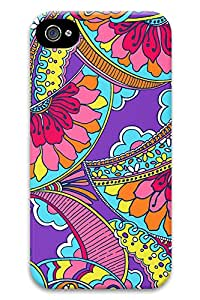 Online Designs pulitzer safflower PC Hard new Pattern iphone4s cover